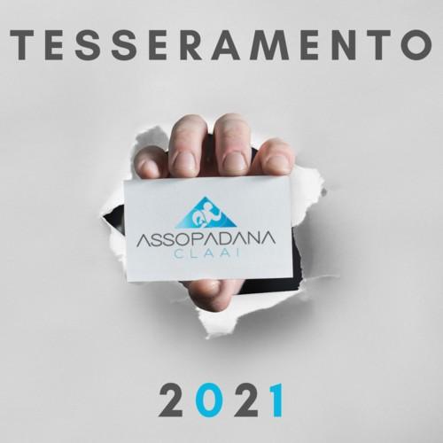 ADESIONE ASSOPADANA CLAAI 2021